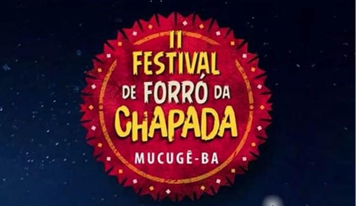 Acontece neste feriadão o II Festival de Forró da Chapada em Mucugê – BA