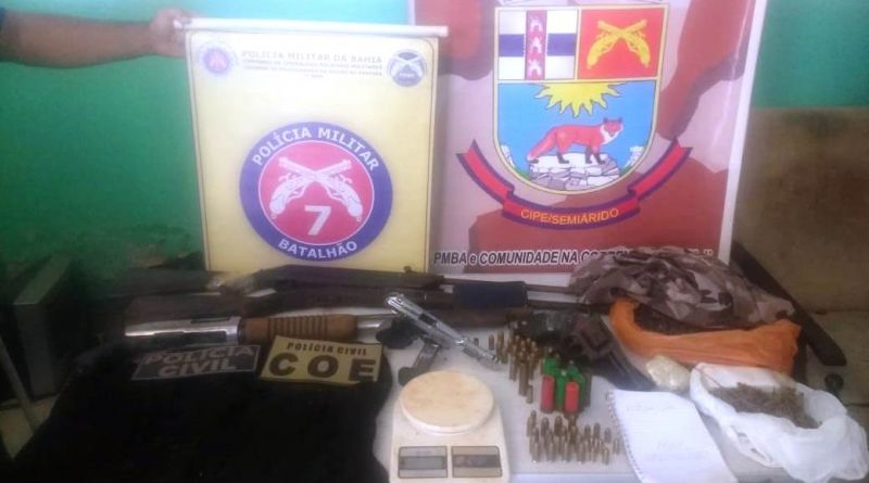 Acusado de matar delegado de Barra da Estiva morre em confronto com a polícia em Utinga